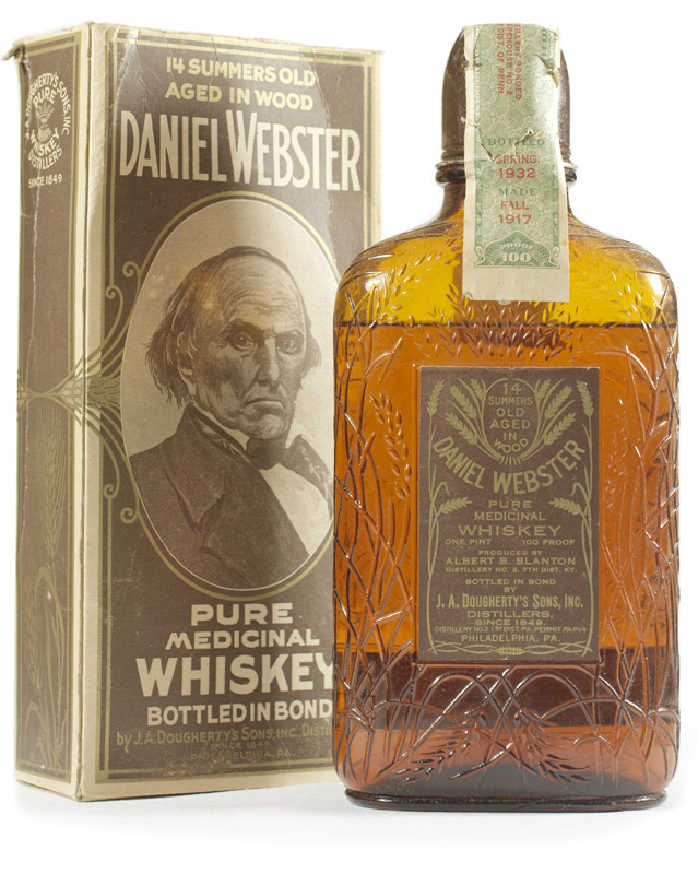 Daniel Webster Whiskey